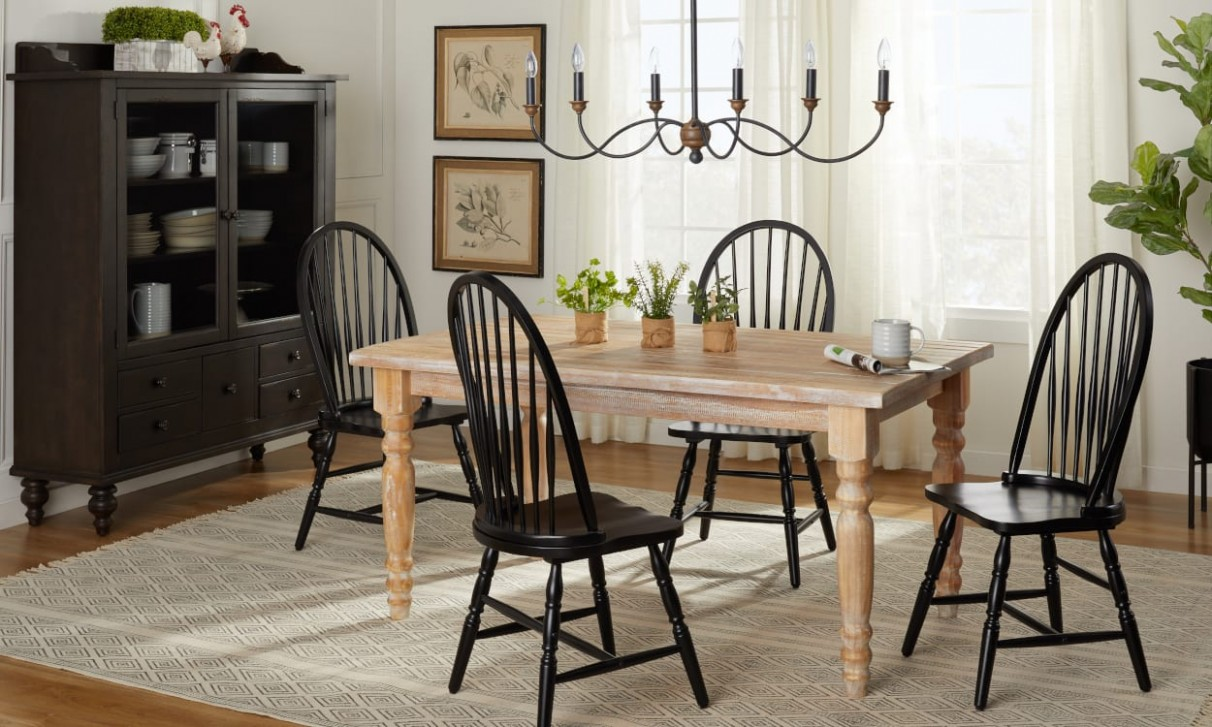 Black Dining Room Furniture Ideas Good Enough to Eat  Overstock