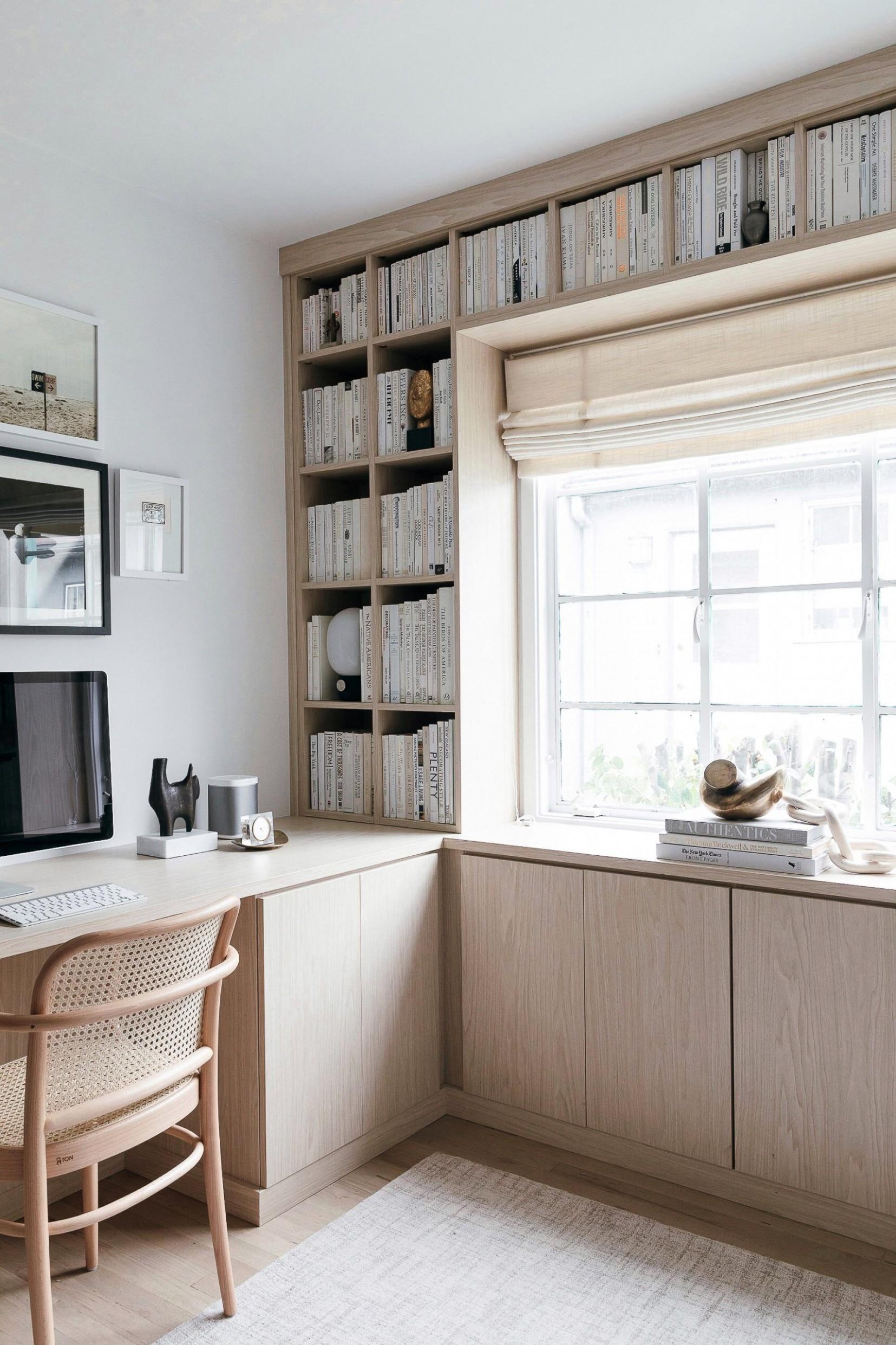 Bookshelves for Office 12 in 12  Office interior design, Home  - Home Office Design Ideas 2021