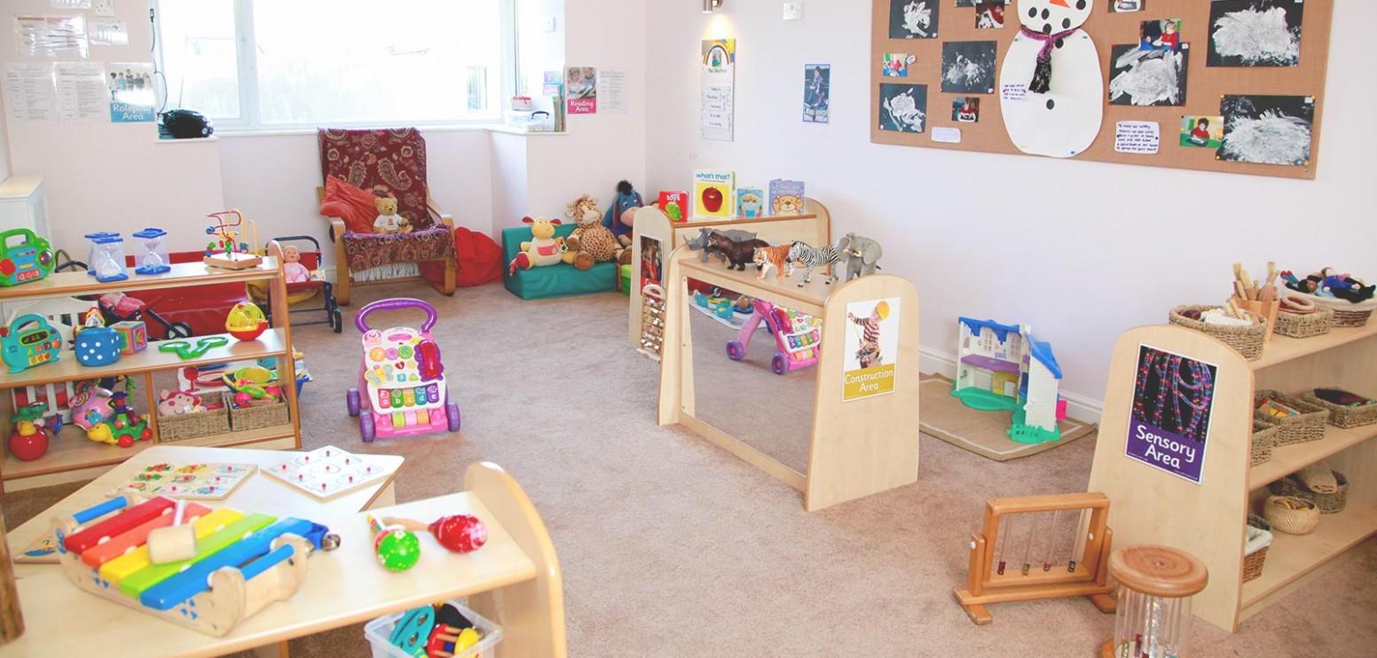 Bradley Bar Day Nursery  About Us - Baby Room Huddersfield