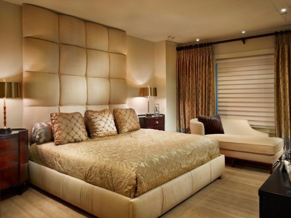 Brown Gold And Cream Bedroom Ideas  Gold bedroom, Brown master  - Bedroom Ideas Cream
