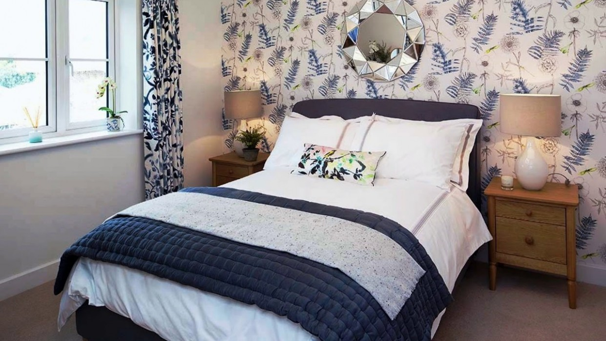 Budget-Friendly  Small Bedroom Decorating & Design Ideas - Bedroom Ideas On A Budget