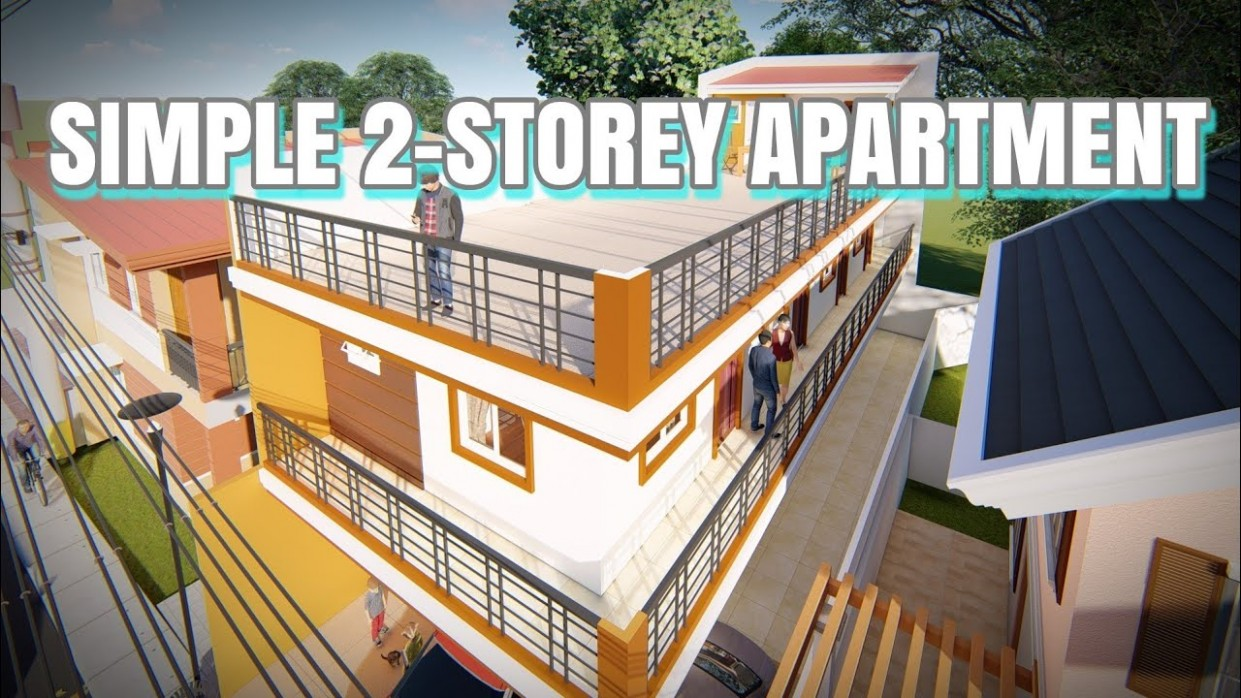 BUILDING AN APARTMENT IN THE PHILIPPINES / apartment BUSINESS in the  PHILIPPINES - PASSIVE INCOME - Apartment Design In Philippines