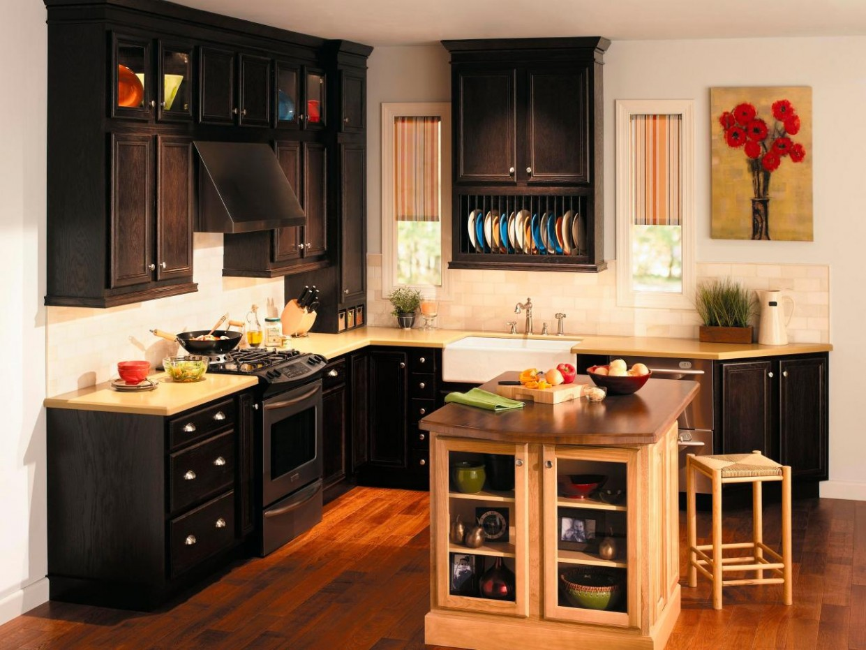 Cabinet Types: Which Is Best for You?  HGTV - Kitchen Cabinet Styles And Finishes