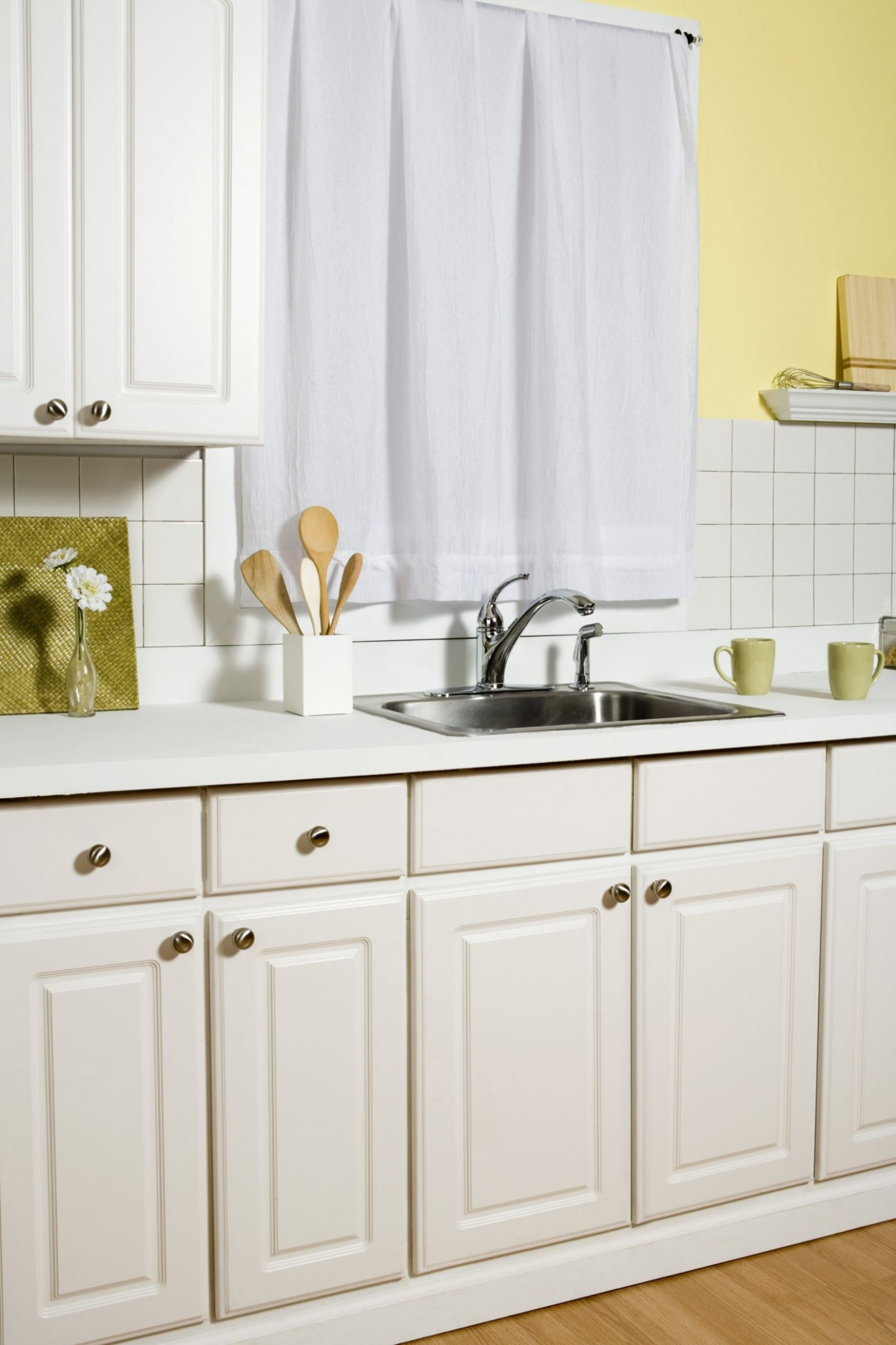 Can You Pull Laminate Off Cabinets & Paint the Pressed Wood  - Pressed Wood Kitchen Cabinets
