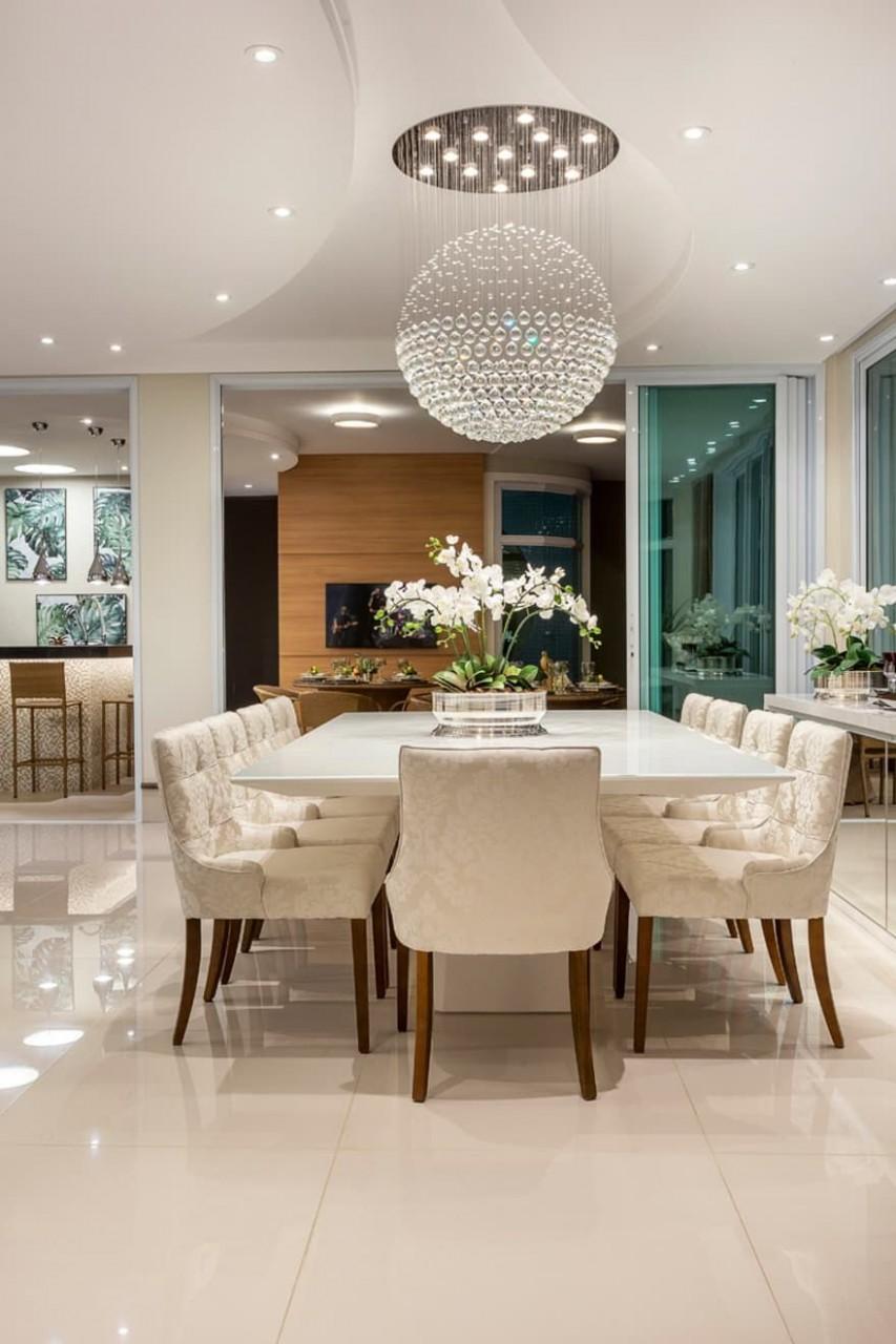 Casa Antúrio  homify  Luxury dining room decor, Dining room  - Dining Room Ideas Homify