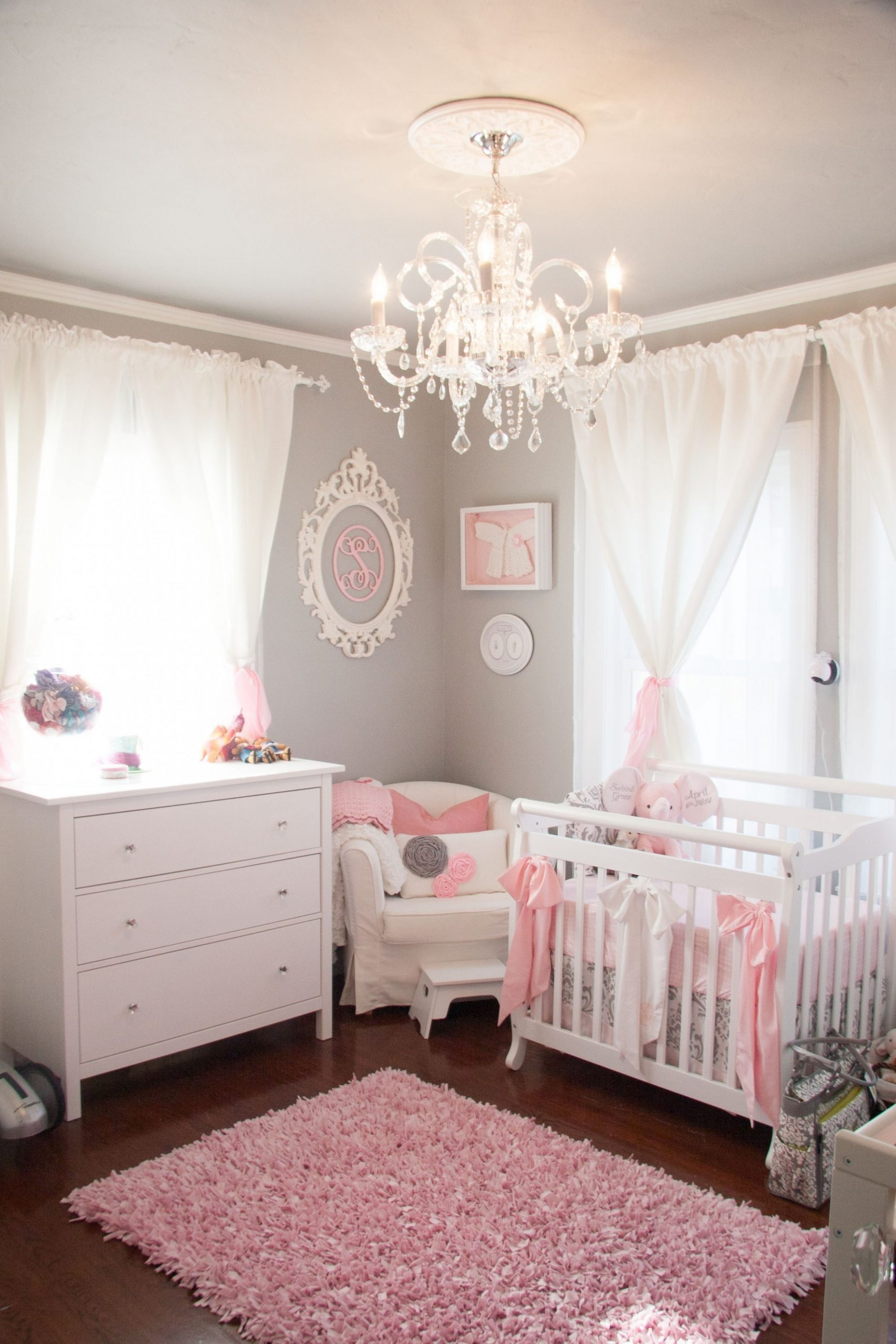 Chandelier Girls Room - Ideas on Foter - Baby Room Chandelier
