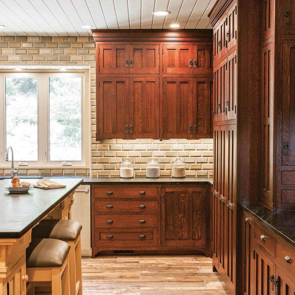 Classic Cabinets - Period Homes - Bath Maine Kitchen Cabinets
