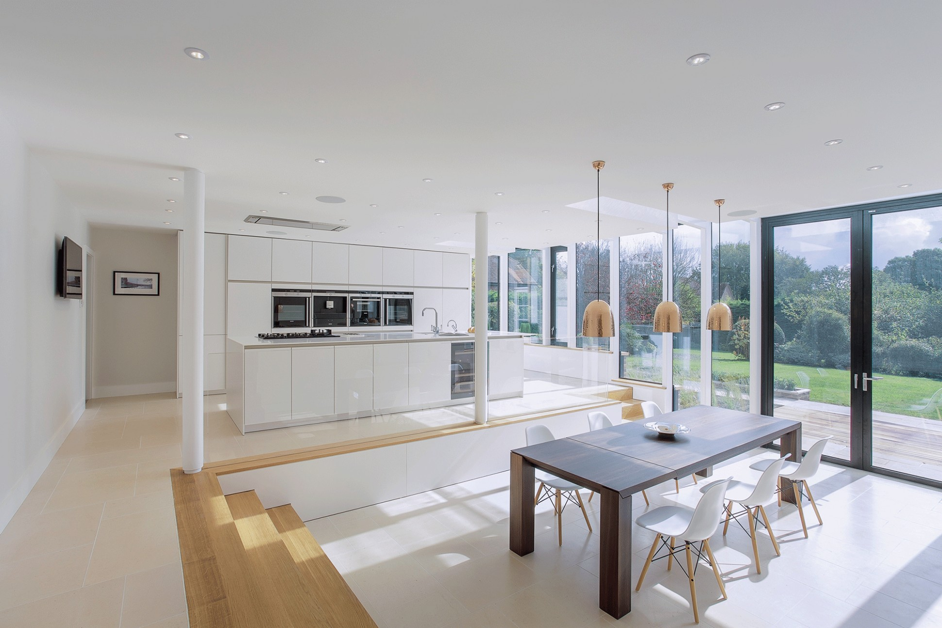 Clever Kitchen Design Ideas - Build It - Kitchen Dining Room Extension Ideas