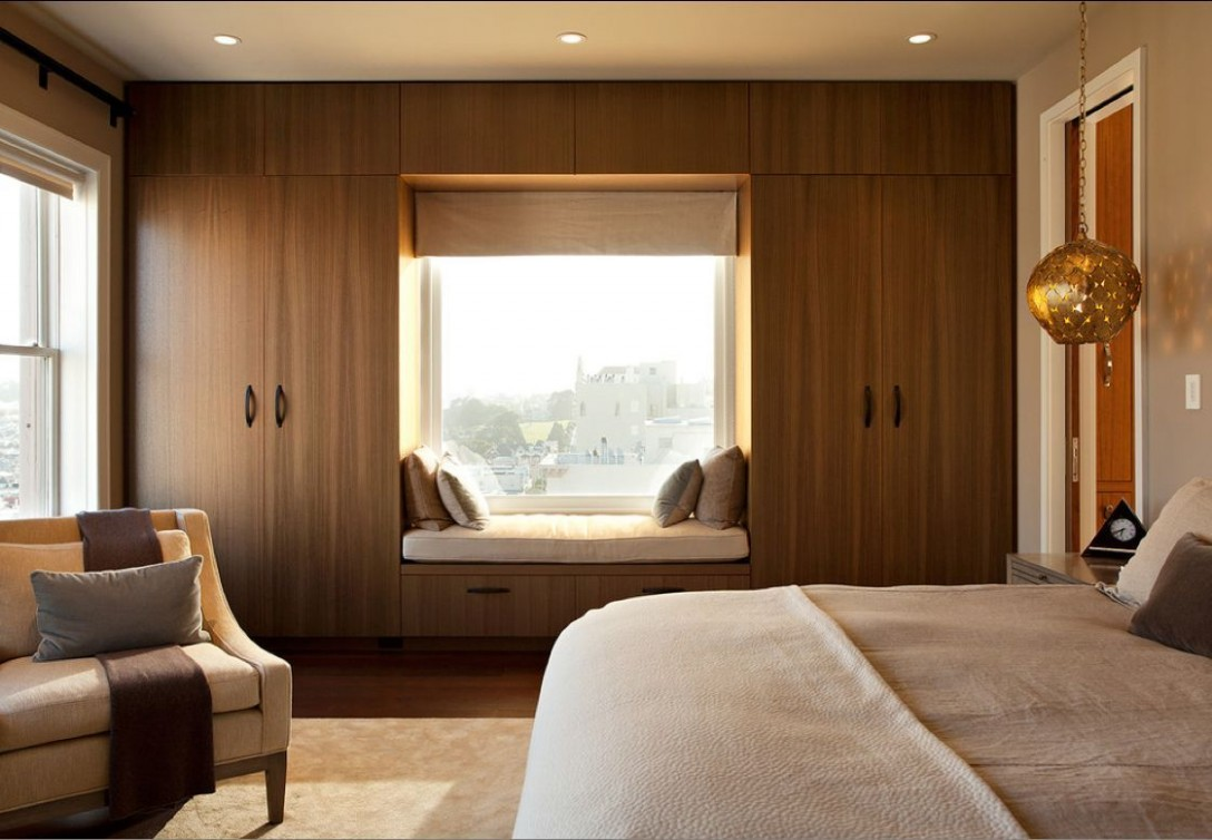 Clever Wardrobe Design Ideas For Out-Of-The-Box Bedrooms  Window  - Window Ideas For Bedroom
