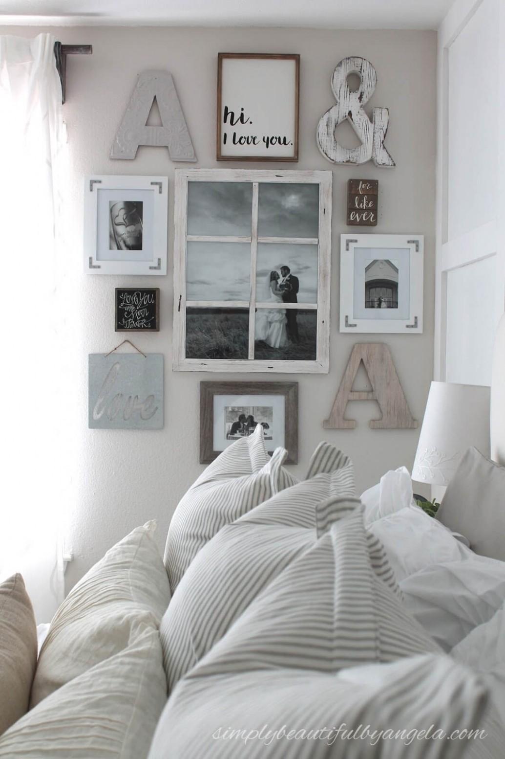 Collection Love Memories Window Best Bedroom Wall Decor Ideas  - Bedroom Ideas For Women