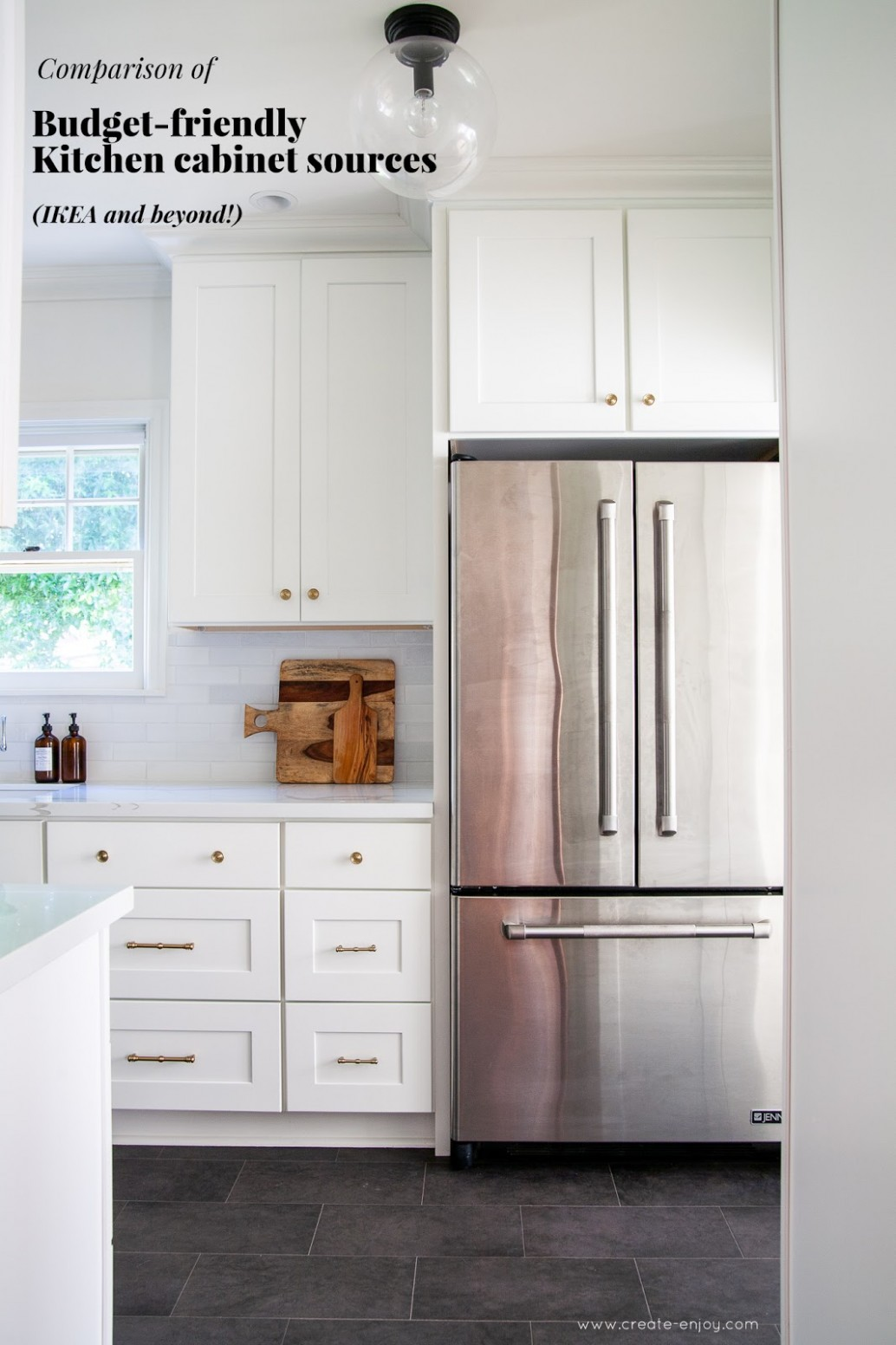 Comparison of budget-friendly kitchen cabinet sources (IKEA and  - Ikea Kitchen Cabinet Discount