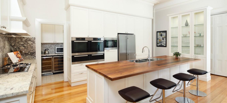 Contemporary Kitchen Design & Renovation Sydney - Modern Kitchens  - Apartment Kitchen Design Sydney