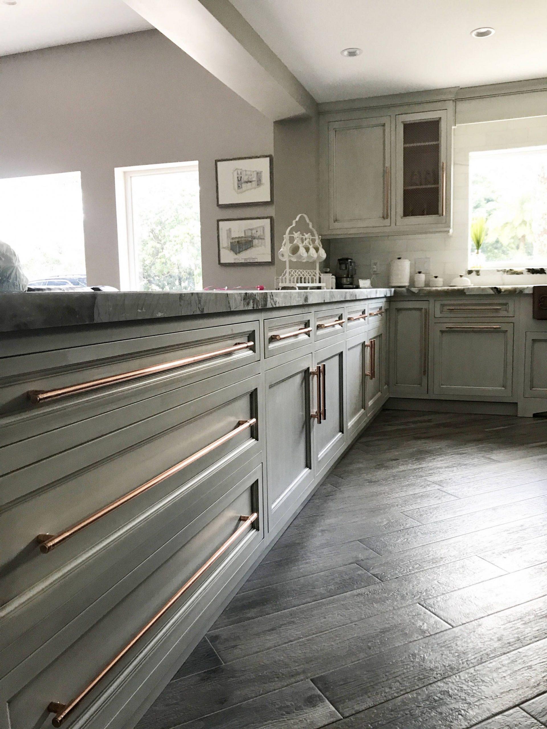 Copper Kitchen Door Handles Kitchen Door Copper Pull Handle  Etsy  - Long Cabinet Pulls Kitchen