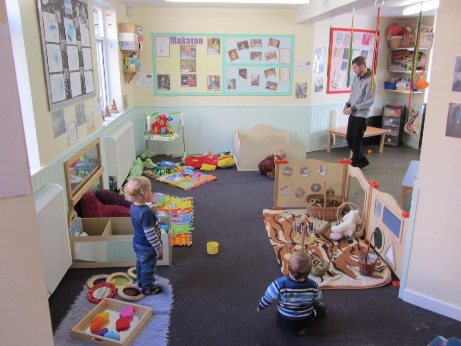 Cornfields Day Nursery  Baby Room - Baby Room Huddersfield