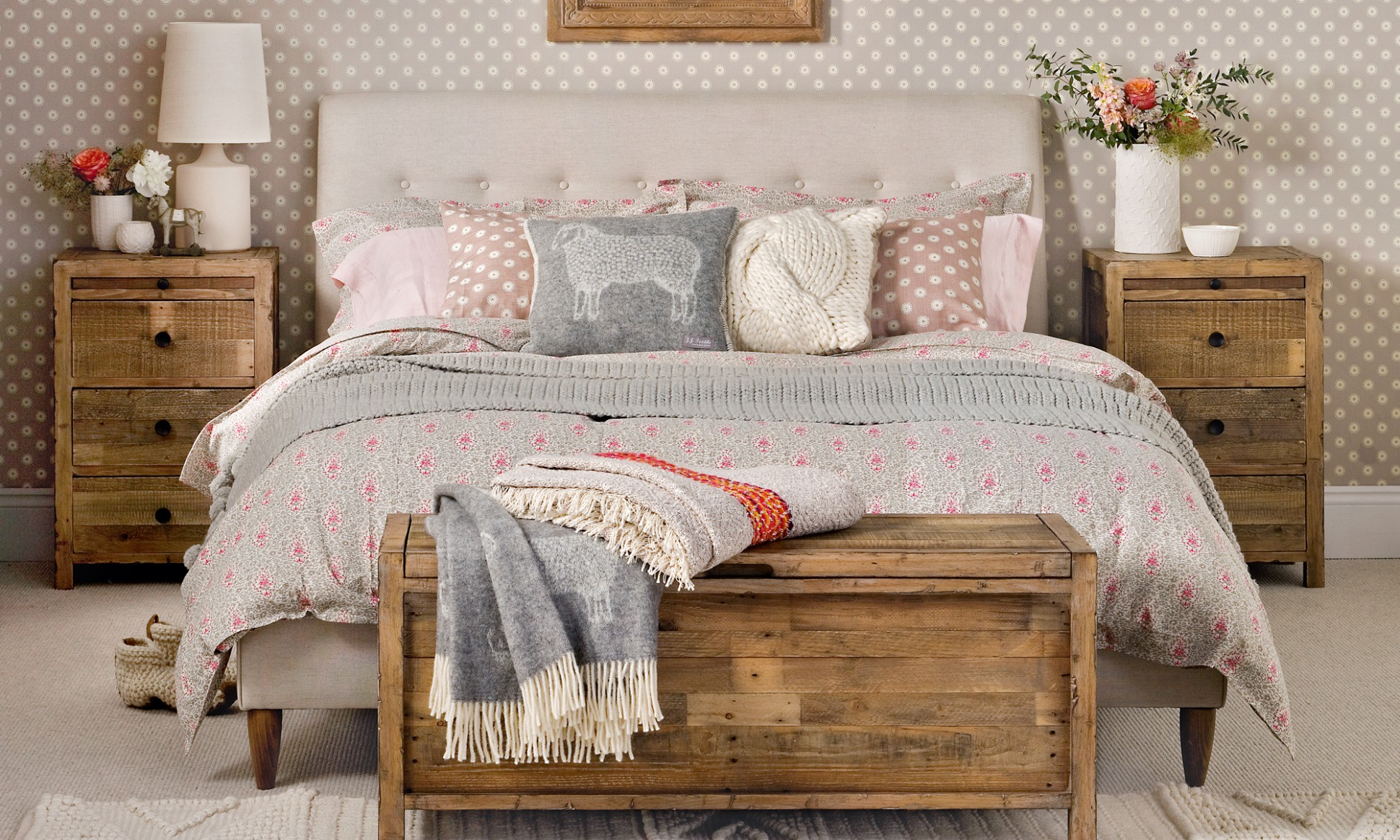 Cosy bedroom ideas for a restful retreat  Ideal Home - Bedroom Ideas Cozy