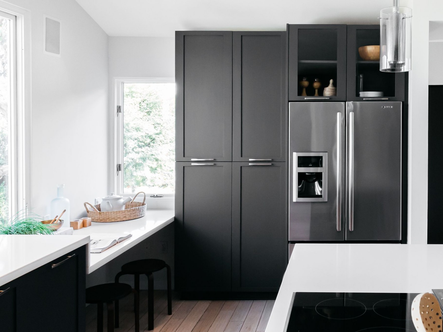 Counter Depth Refrigerator Dimensions - What You Need to Know - Kitchen Cabinet Dimensions Refrigerator