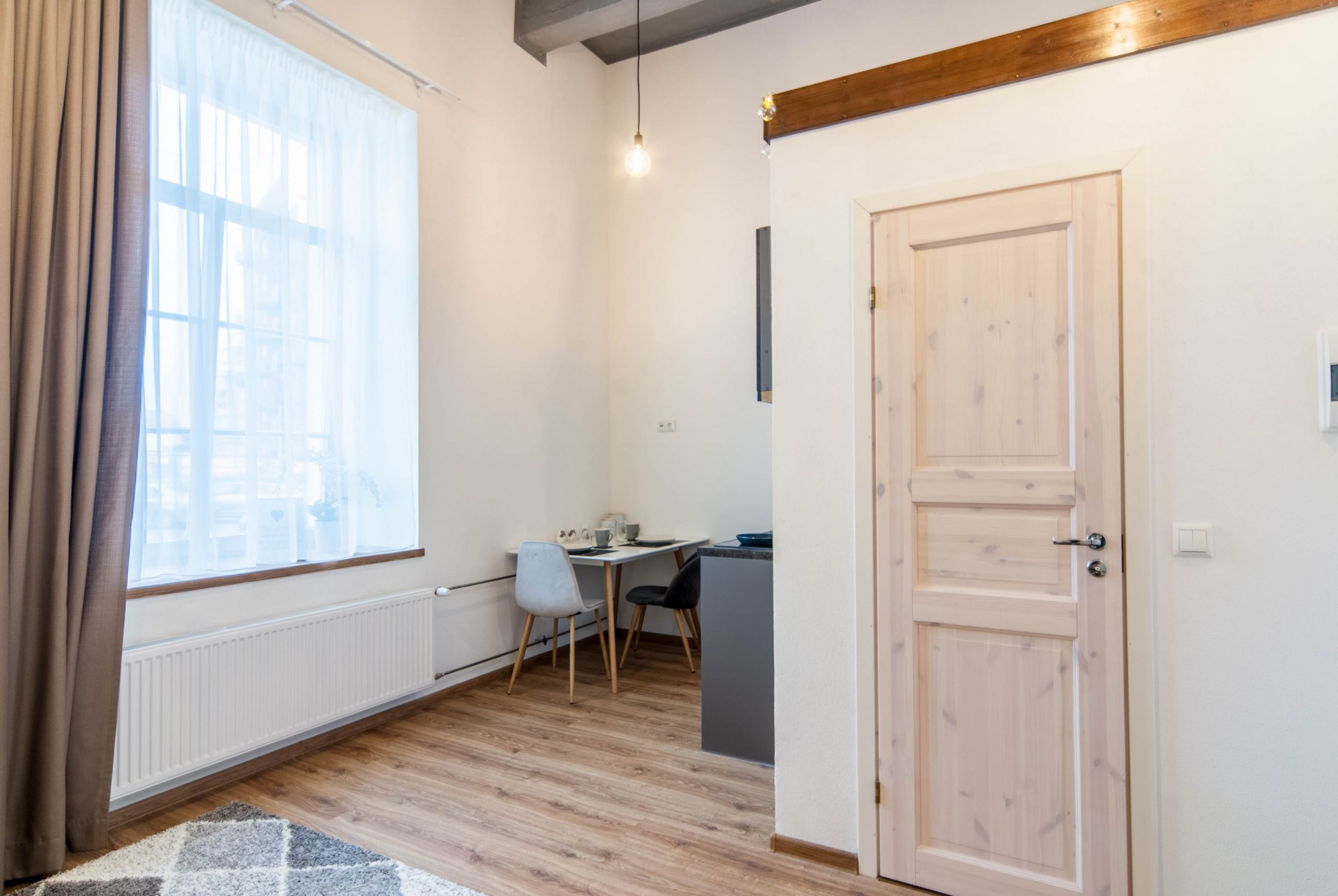 Cozy industrial design apartment near city center! - Apartments  - Design Apartment Near The City Center