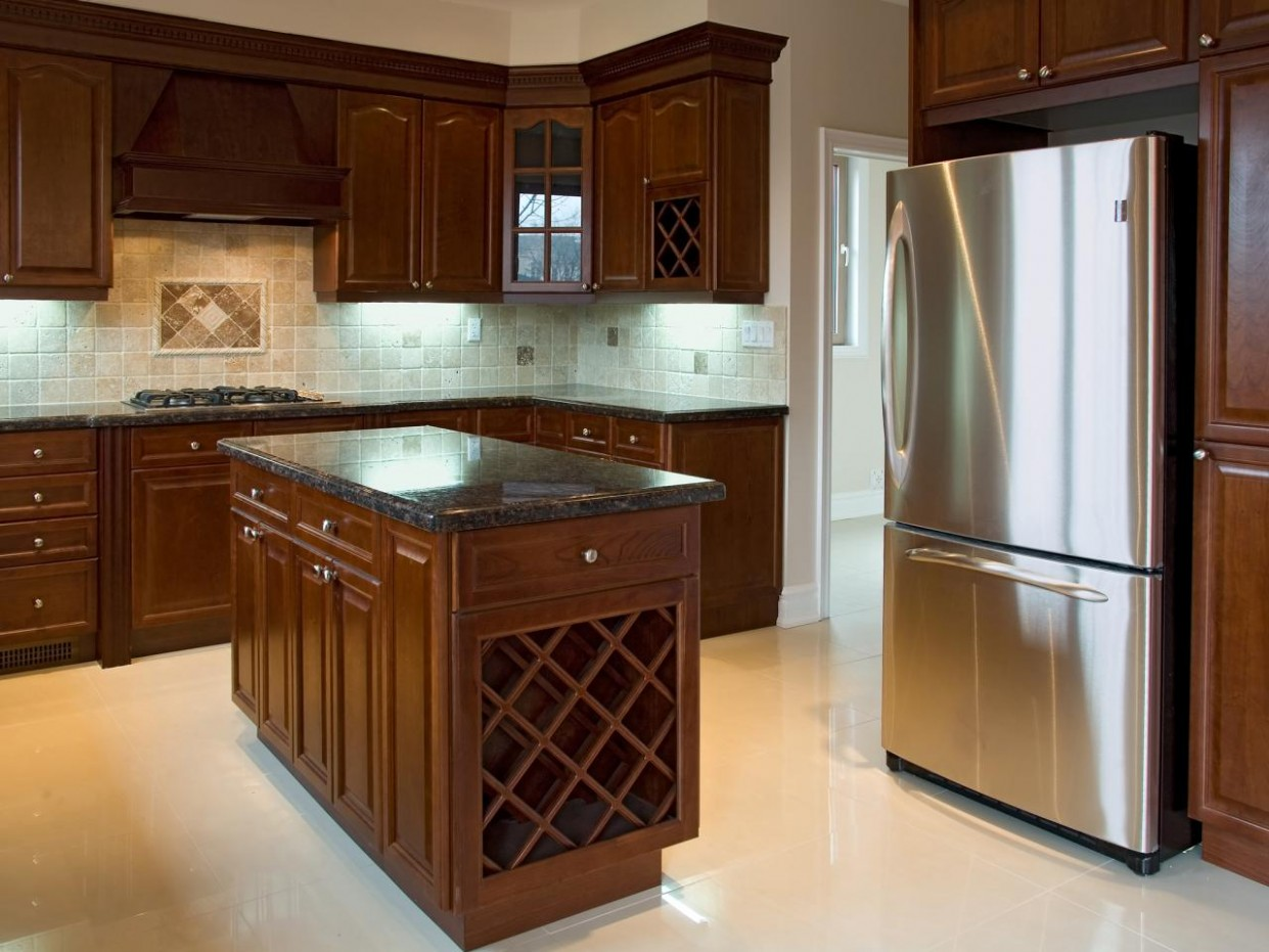 Craftsman-Style Kitchen Cabinets: Pictures, Options, Tips & Ideas  - Kitchen Cabinet Styles And Finishes