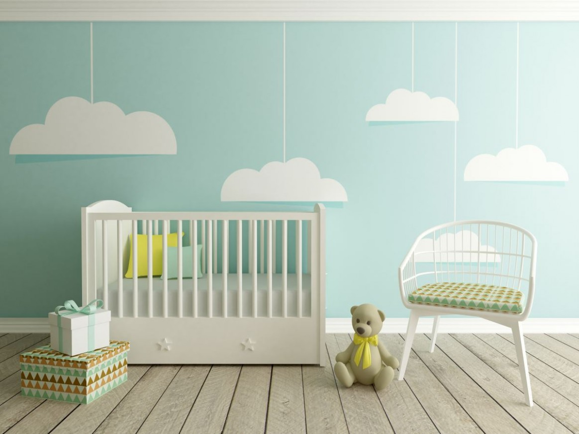 Creative Ideas for Your Nursery Accent Wall - Baby Room Accent Wall