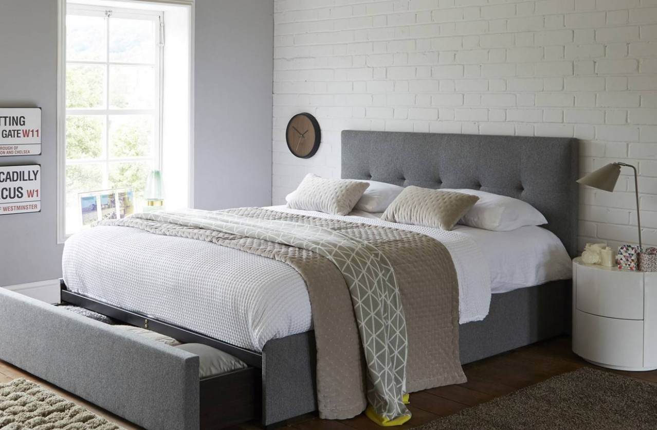 Decorating Small Spaces: Small Bedroom Ideas  DFS - Bedroom Ideas Uk
