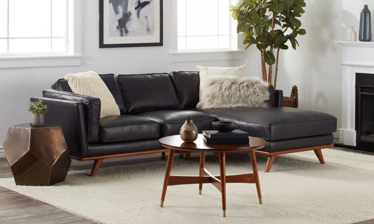 Decorating With Black Furniture in Your Living Room  Overstock