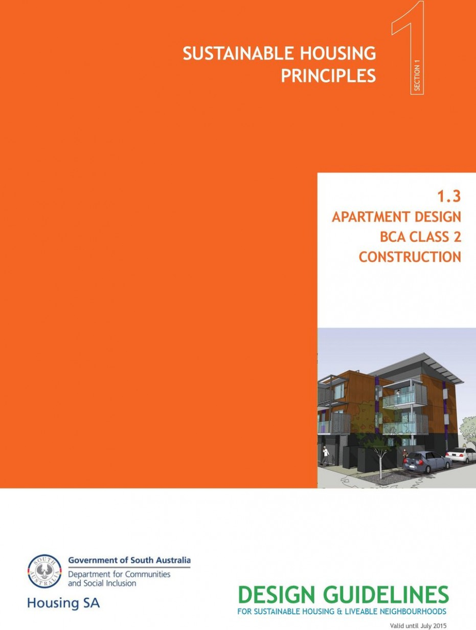 DESIGN GUIDELINES SUSTAINABLE HOUSING PRINCIPLES 10