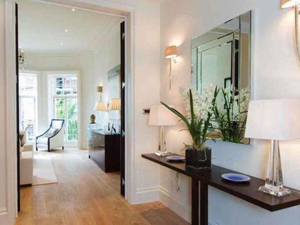 design ideas for apartment hallways - - Yahoo Image Search Results  - Apartment Entrance Design Ideas