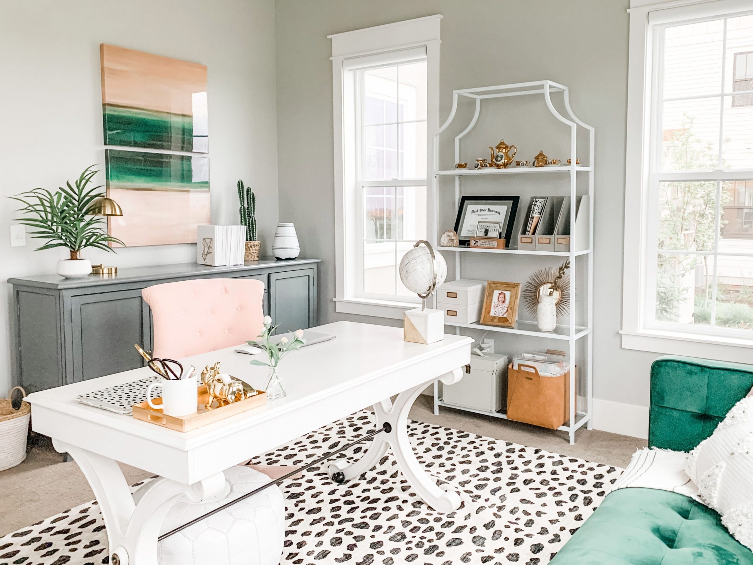 Design the Home Office of Your Dreams With Chatbooks - Home Office  - Home Office Accessories Ideas