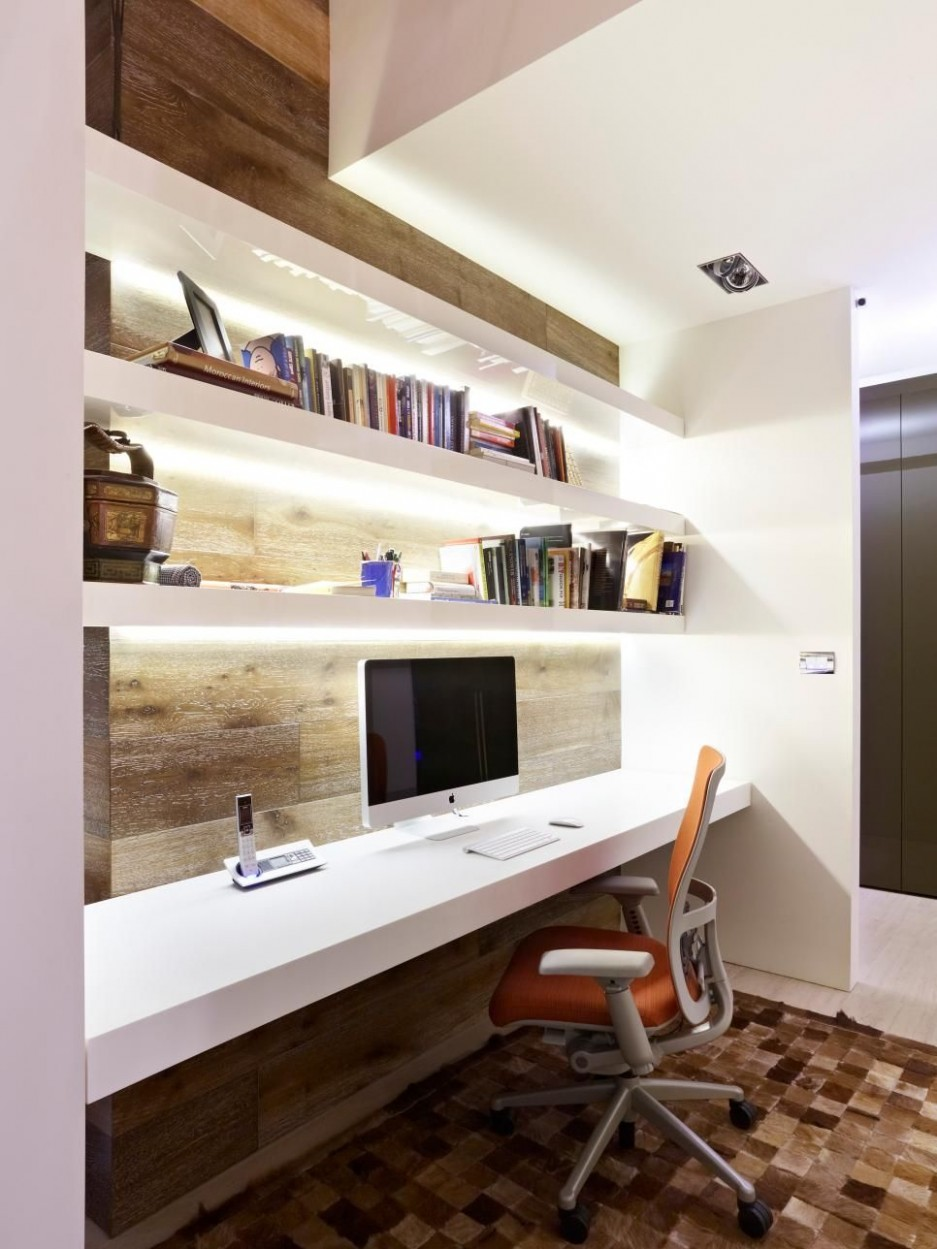 Desks and Study Zones  Modern home offices, Home office design  - Home Office Ideas Contemporary