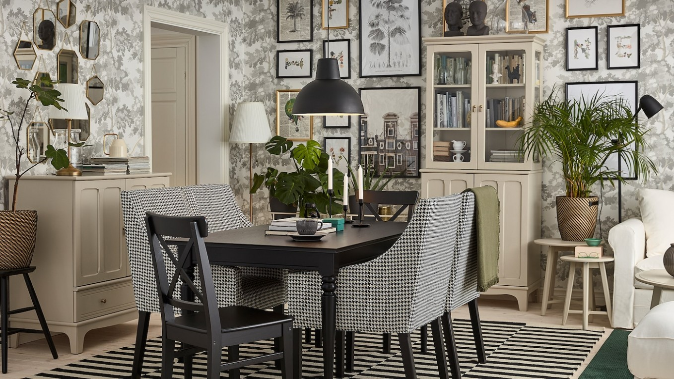 Dining Room Design Ideas Gallery - IKEA CA - Dining Room Ideas Ikea