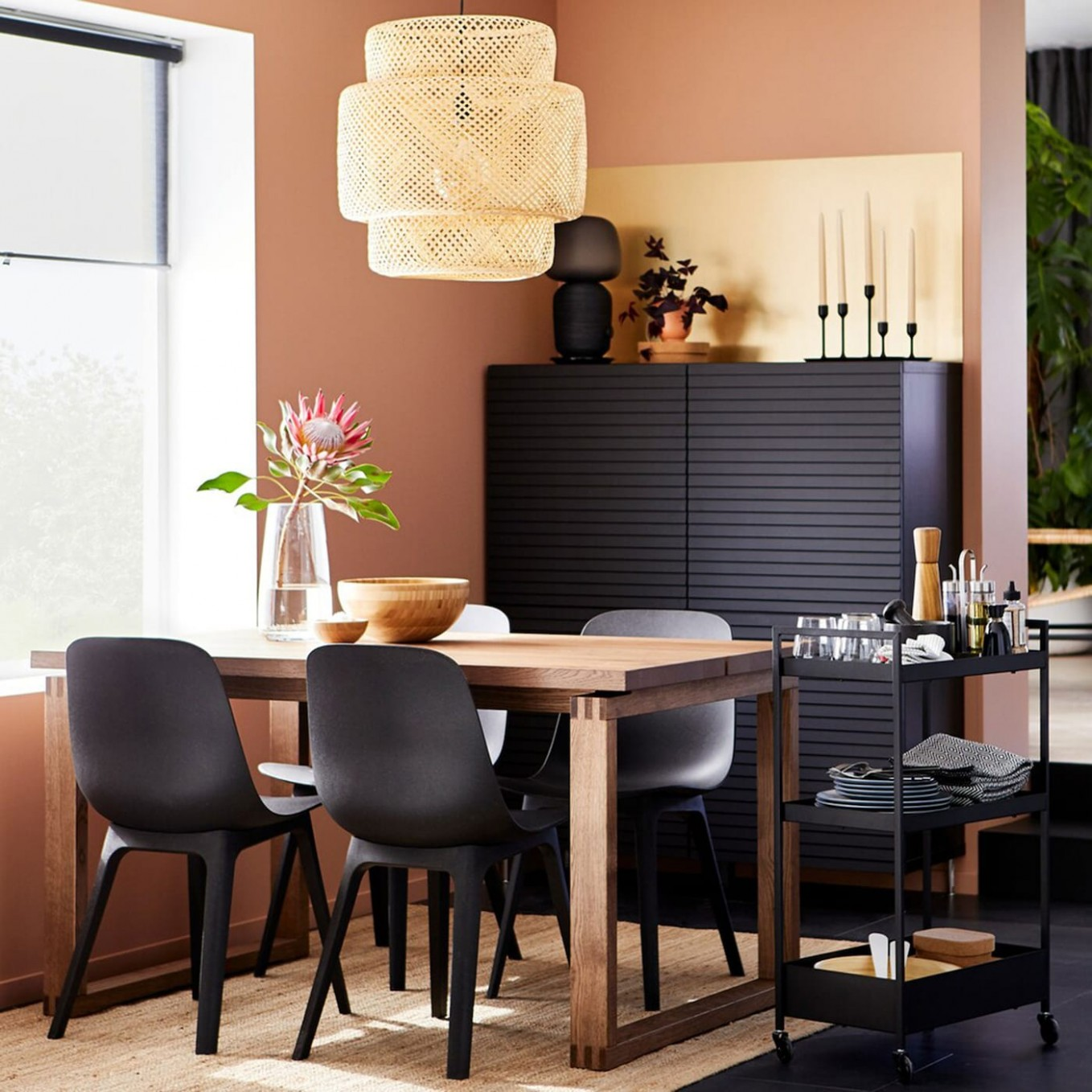 Dining room inspiration - IKEA - Dining Room Ideas Ikea