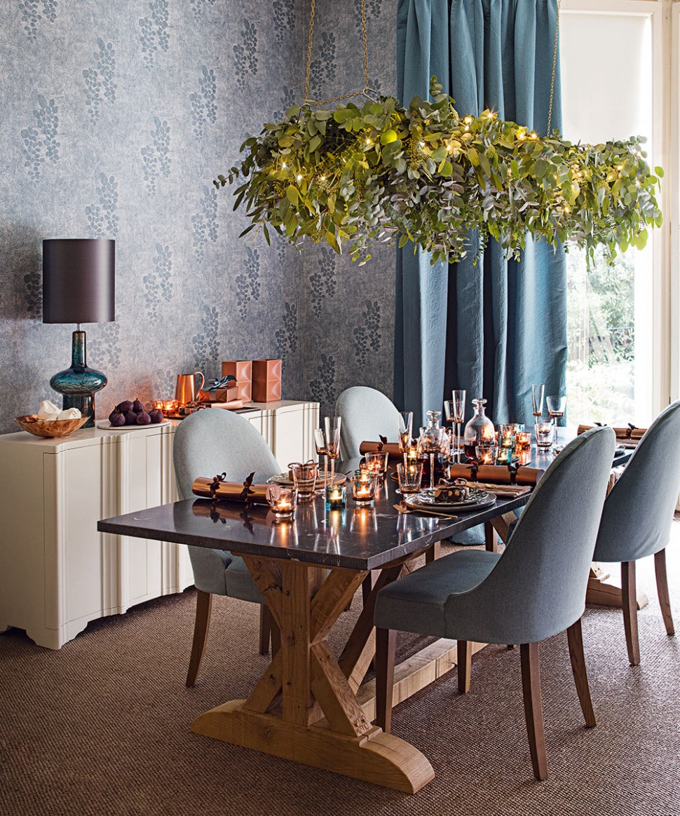 Dining room lighting ideas – set the mood for everything from  - Dining Room Lighting Ideas Uk