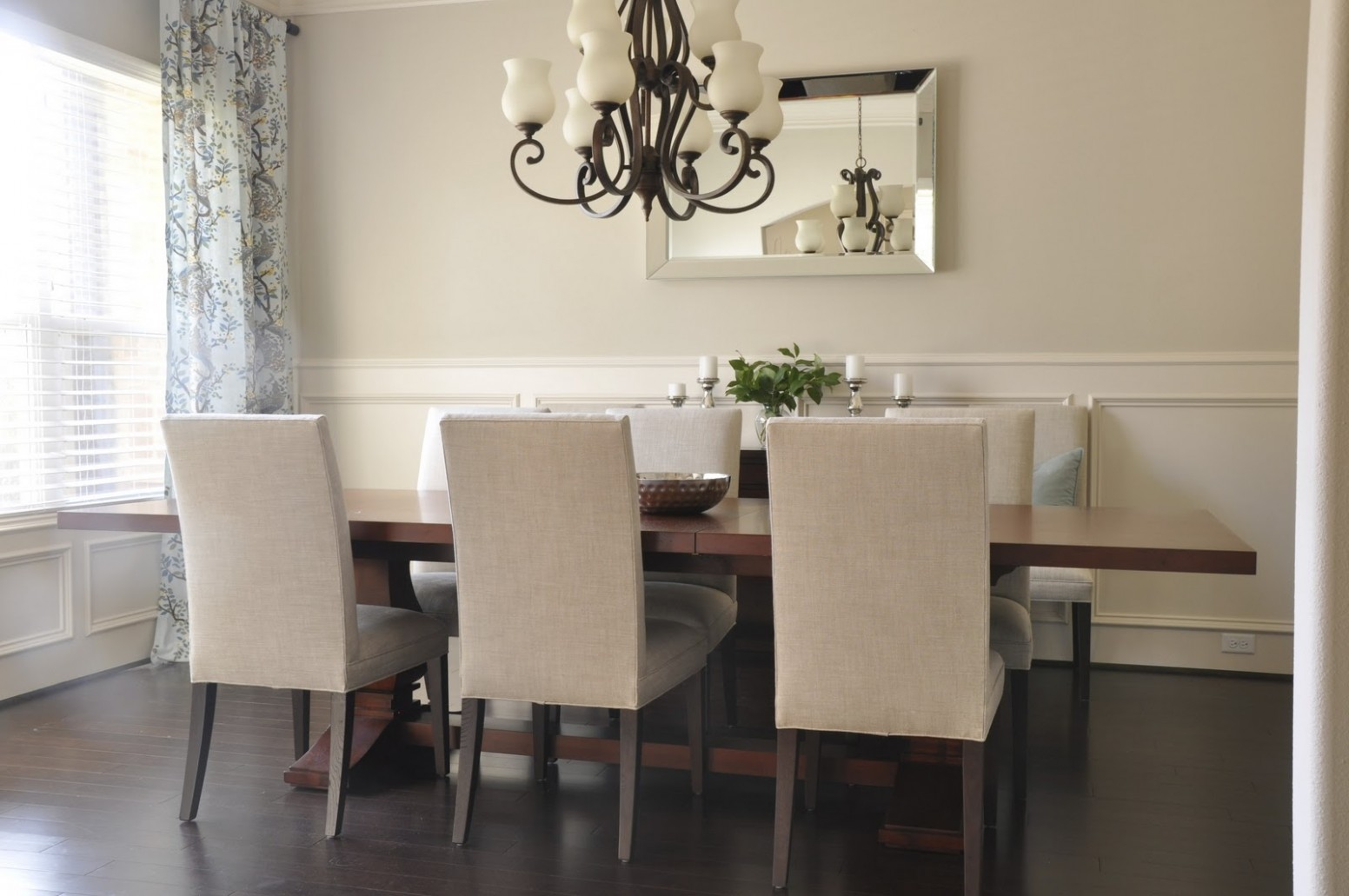Dining Room Mirrors Ideas Zachary Horne Homes Excellent Beautiful  - Dining Room Ideas Mirror