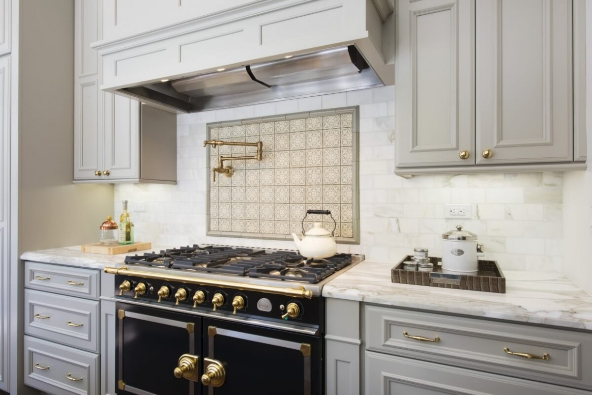 Discover the Different Types of Cabinet Doors at Cabinet Depot - Four Door Kitchen Cabinet