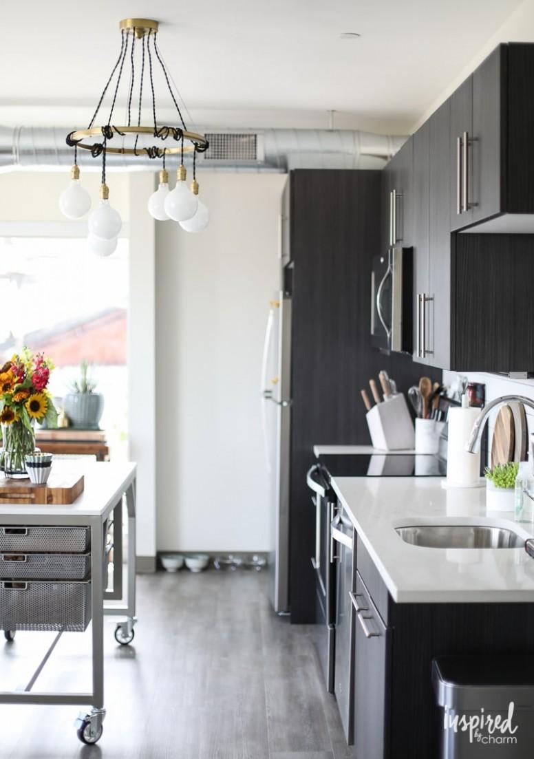 Drab to Fab: Apartment Kitchen Decor - Kitchen Ideas For Apartments