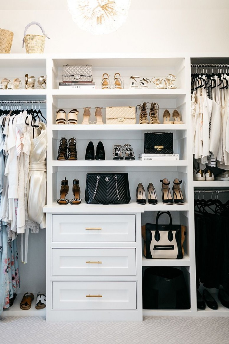 Dream Closet Reveal  Master Bedroom Closet Design Photos and  - Closet Ideas Master Bedroom