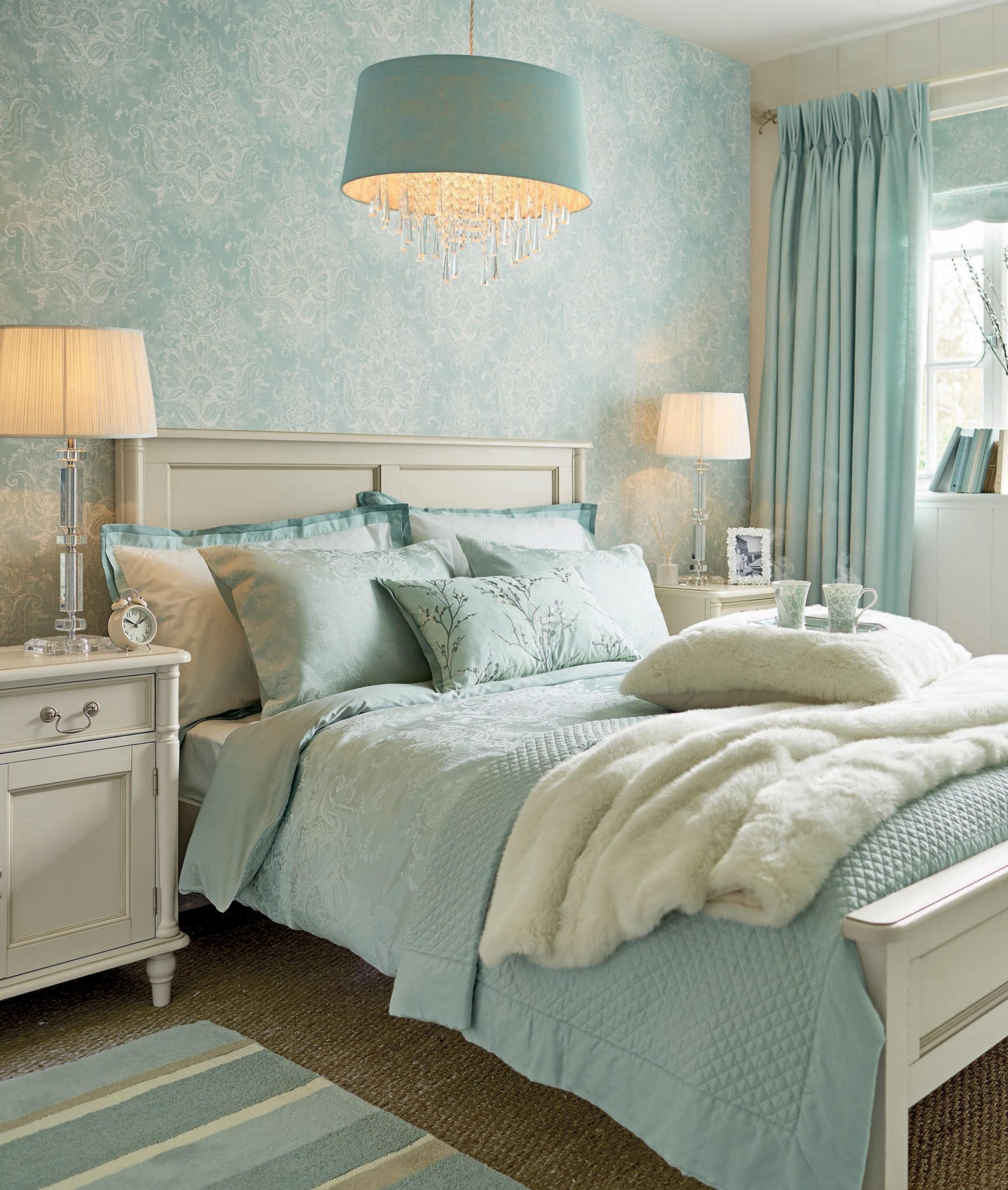 Duck egg bedroom  Blue bedroom, Bedroom design, Bedroom colors - Bedroom Ideas Using Duck Egg Blue