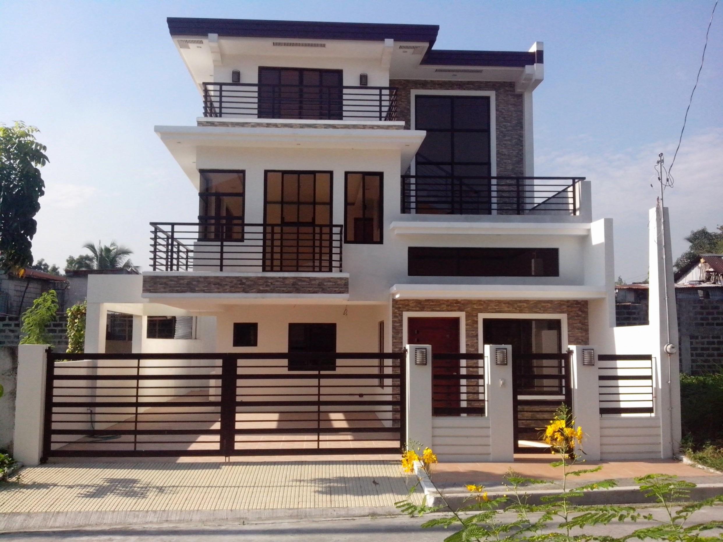 Duplex Apartment Design Philippines   Philippines house design  - Apartment Design In Philippines