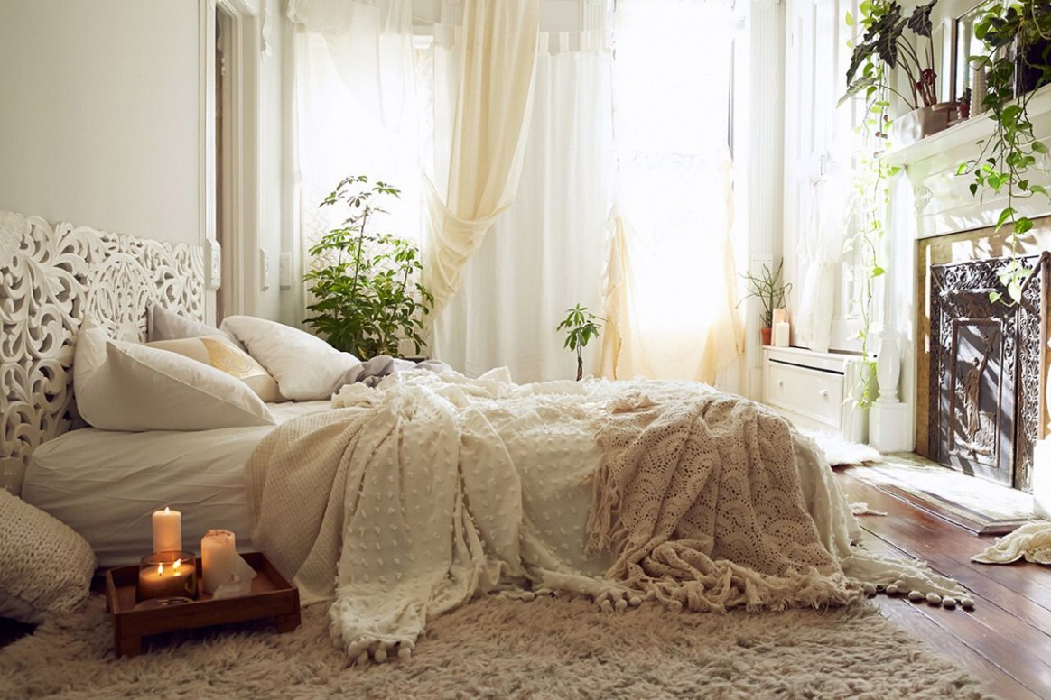 Easy Decorating Ideas for a Romantic Bedroom – Adorable Home - Bedroom Ideas Romantic