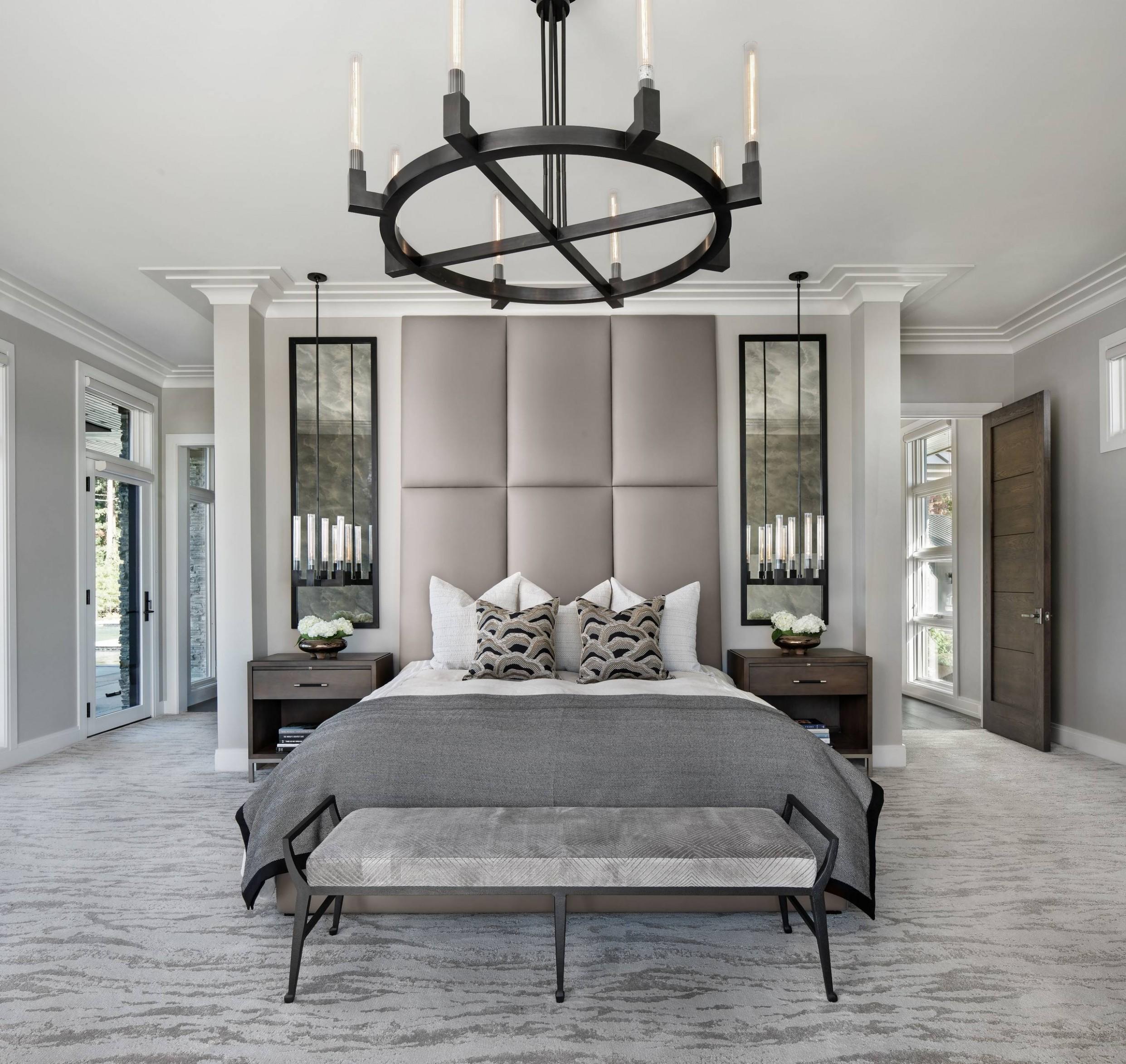 Elegant Master Bedroom Ideas  Houzz - Bedroom Ideas Houzz