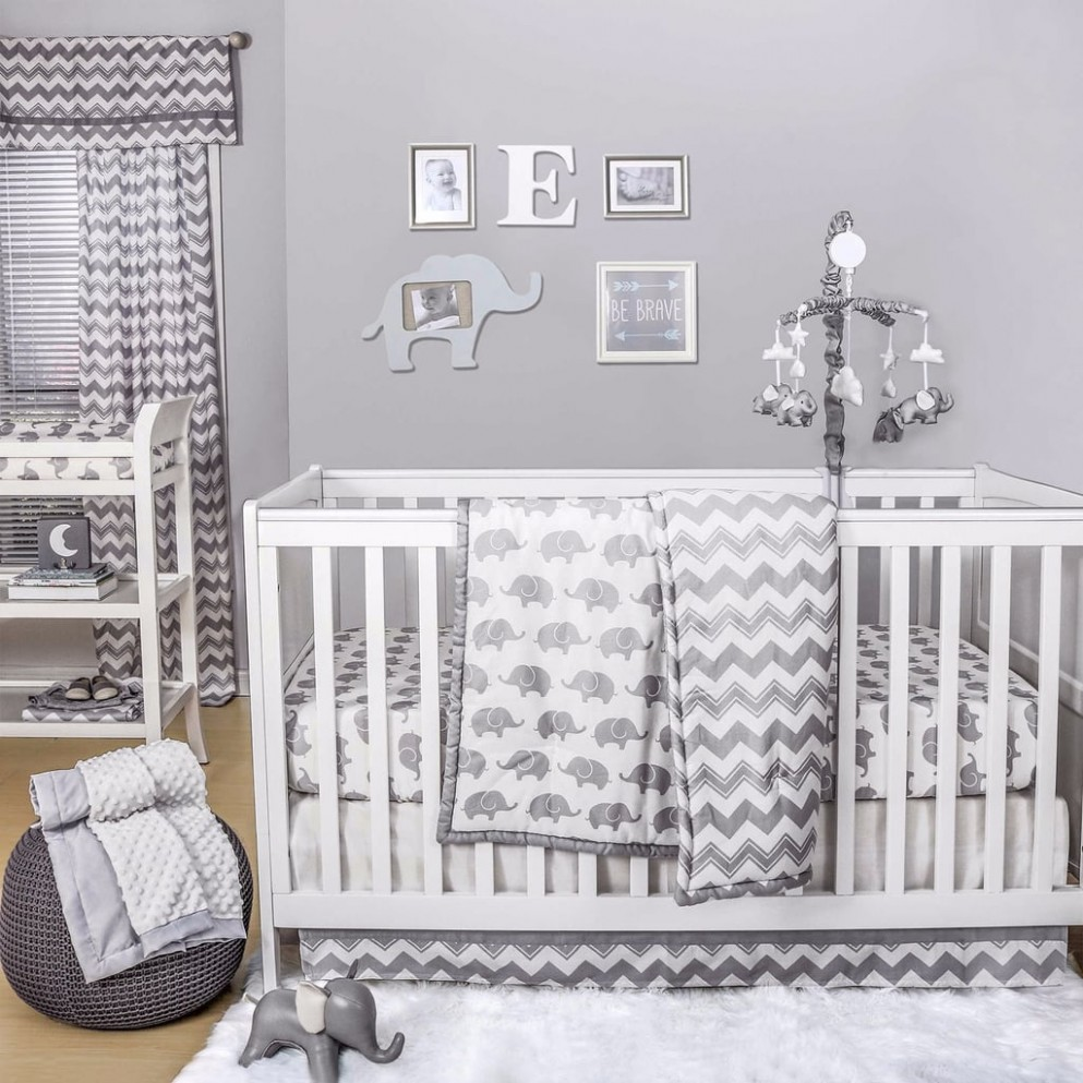 Elephant Nursery Decor  POPSUGAR Family - Baby Room Elephant