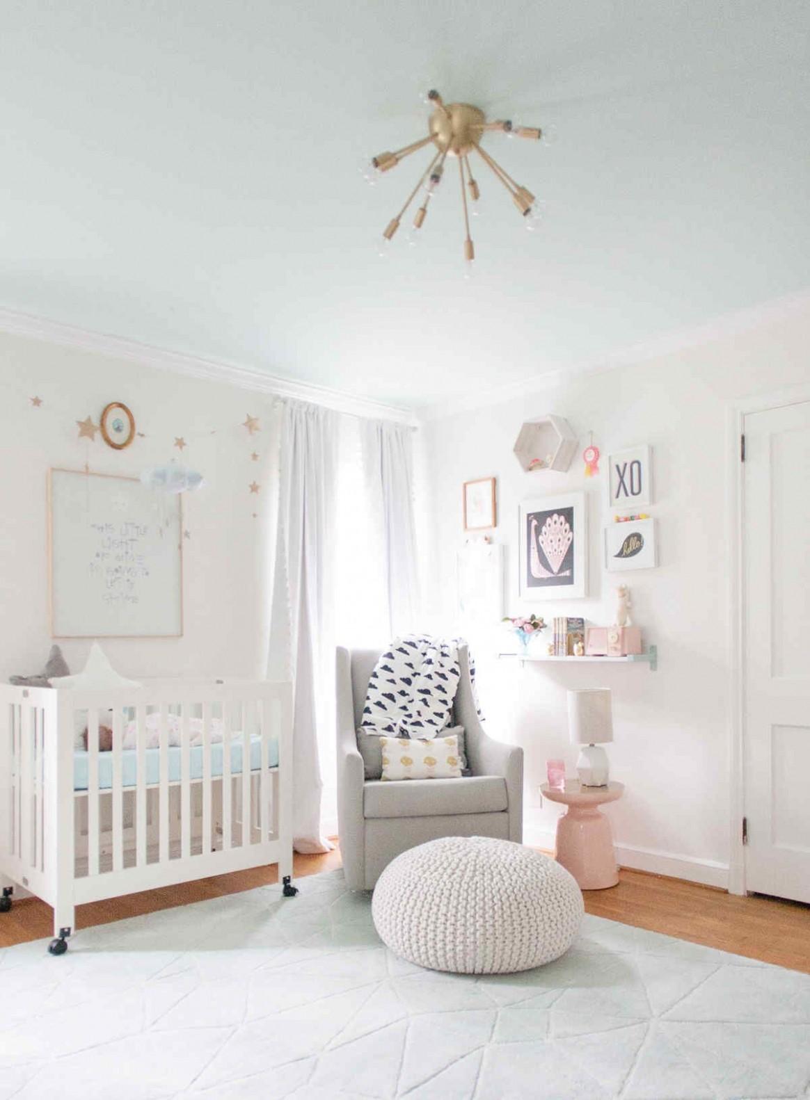 Ellie James Nursery - Lay Baby Lay  Baby girl room, Girl room  - Wall Decor Ideas Baby Room