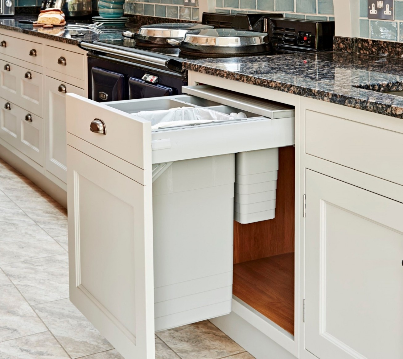 Ensure you buy the right in-cupboard kitchen bin by using our  - Kitchen Bin Storage Cabinet