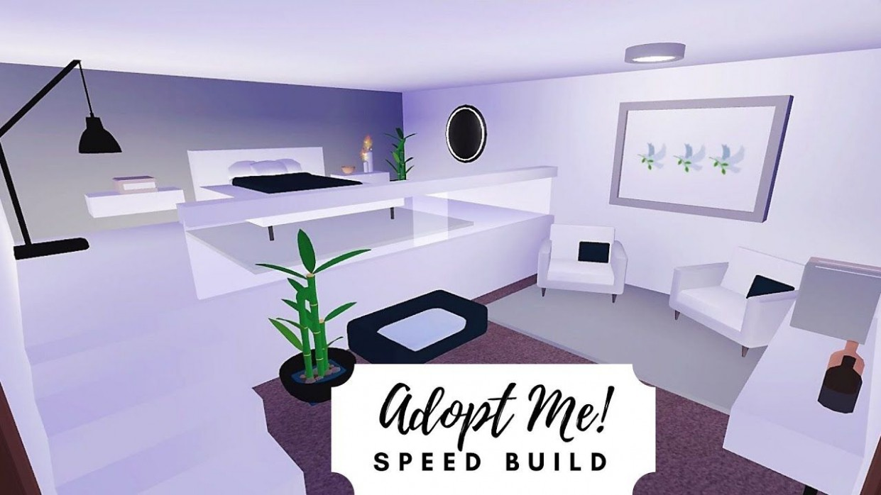 Estate Home Speed Build (PART 8) 💕 Roblox Adopt Me! - YouTube in  - Bedroom Ideas In Adopt Me