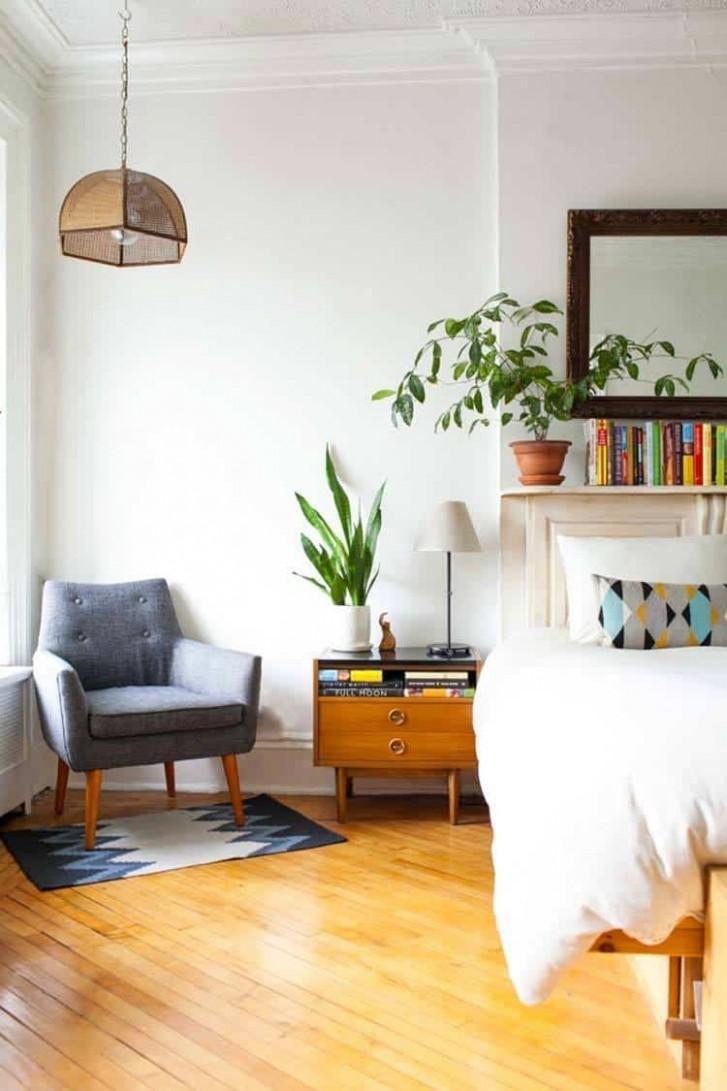 Ethereal Mid-Century Modern Bedroom Ideas - Bedroom Ideas Vintage Modern