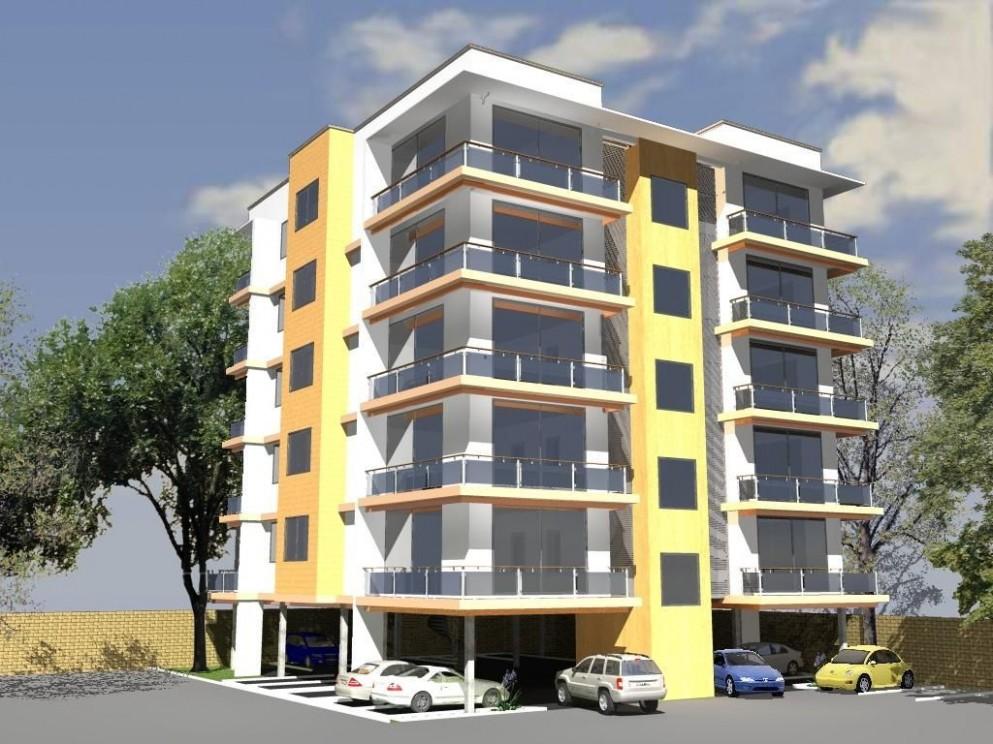 Exterior designThe Cool and Attractive Exterior Design Ideas  - Apartment Design Outside