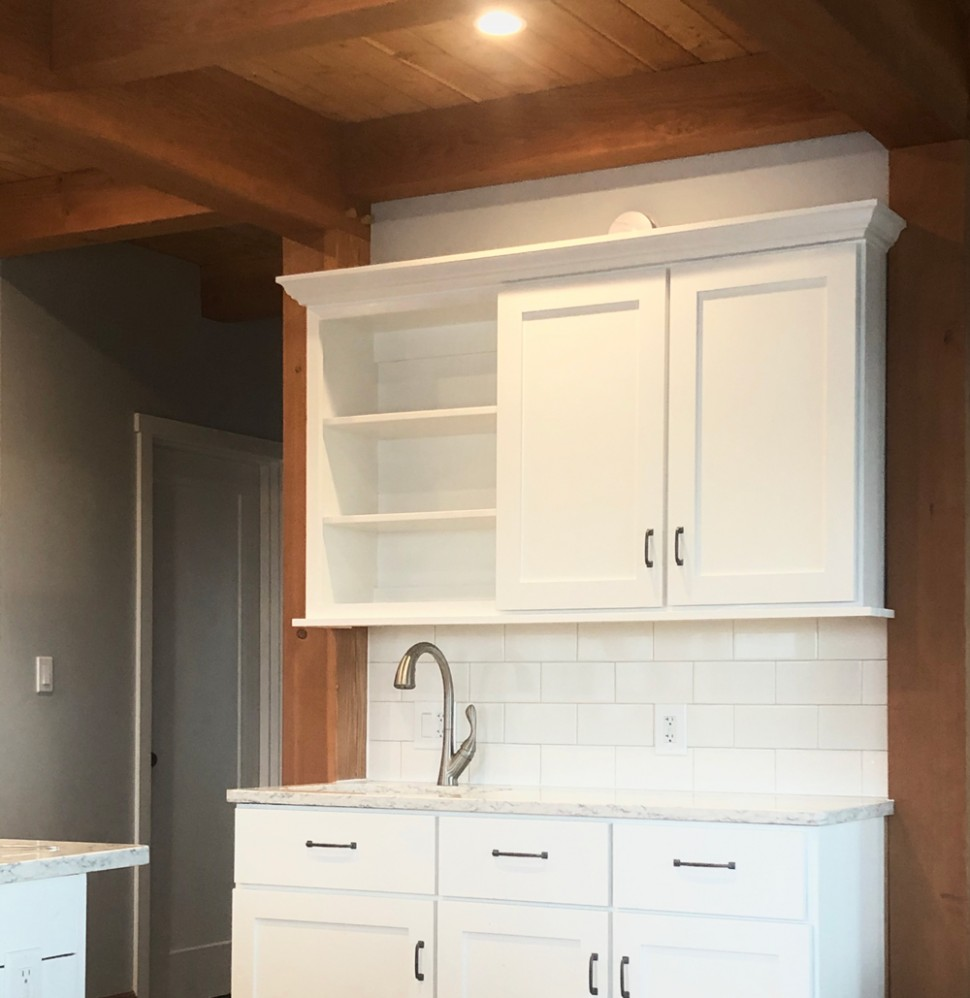 Face Frame Wall Kitchen Cabinet Template  Ana White - Wall Framing For Kitchen Cabinets