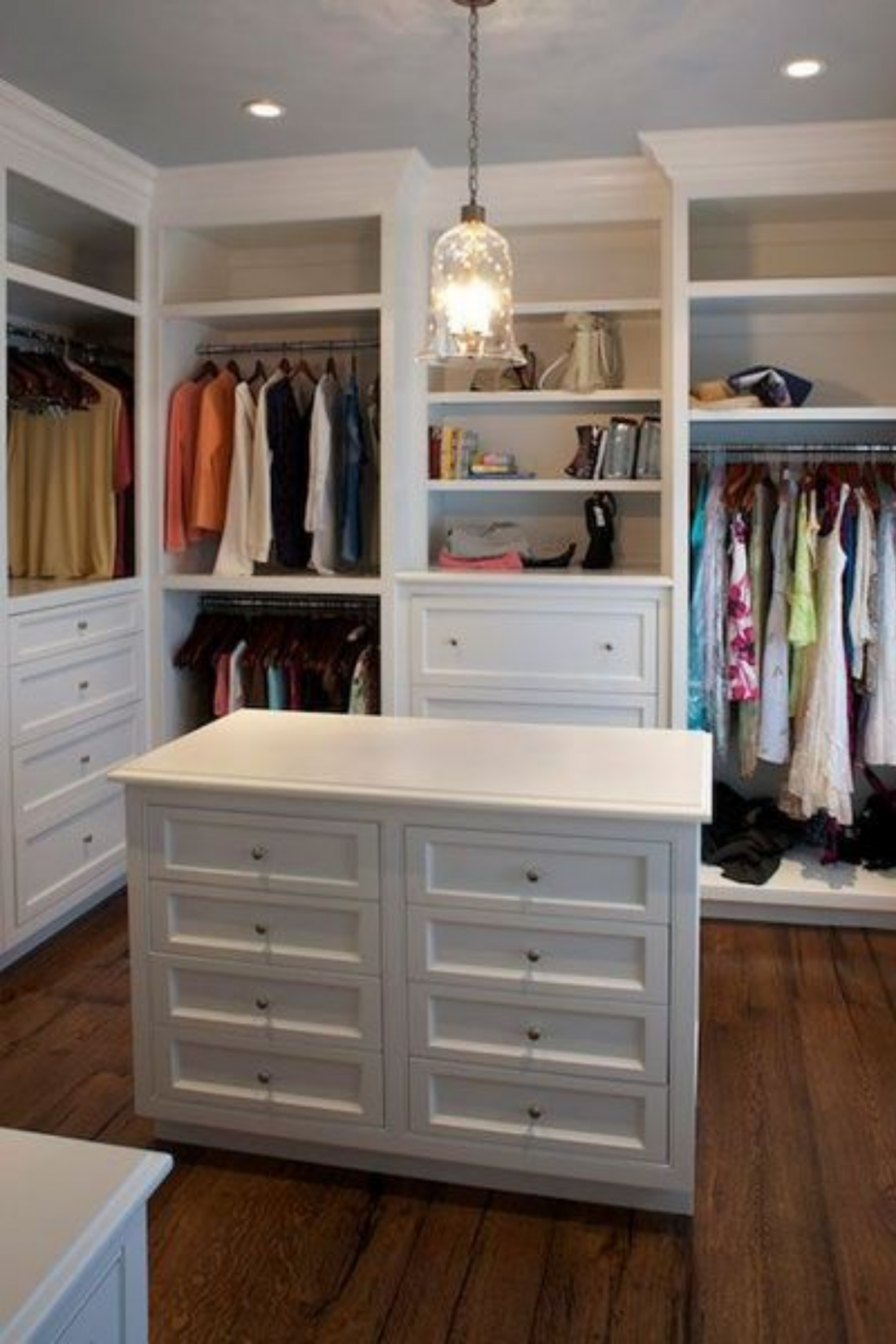 Famous People Walk In Closet Ideas in 8  Master closet design  - Closet Ideas Master Bedroom