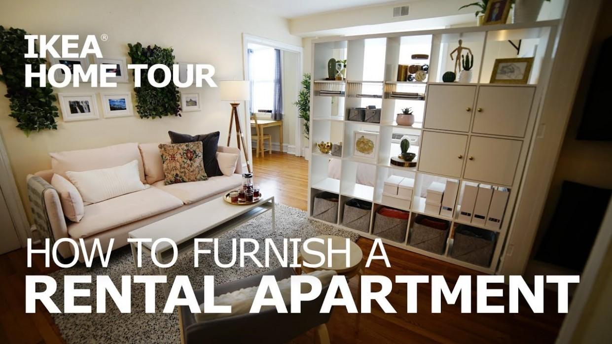First Studio Apartment Ideas - IKEA Home Tour (Episode 8) - Apartment Decorating Ideas Ikea
