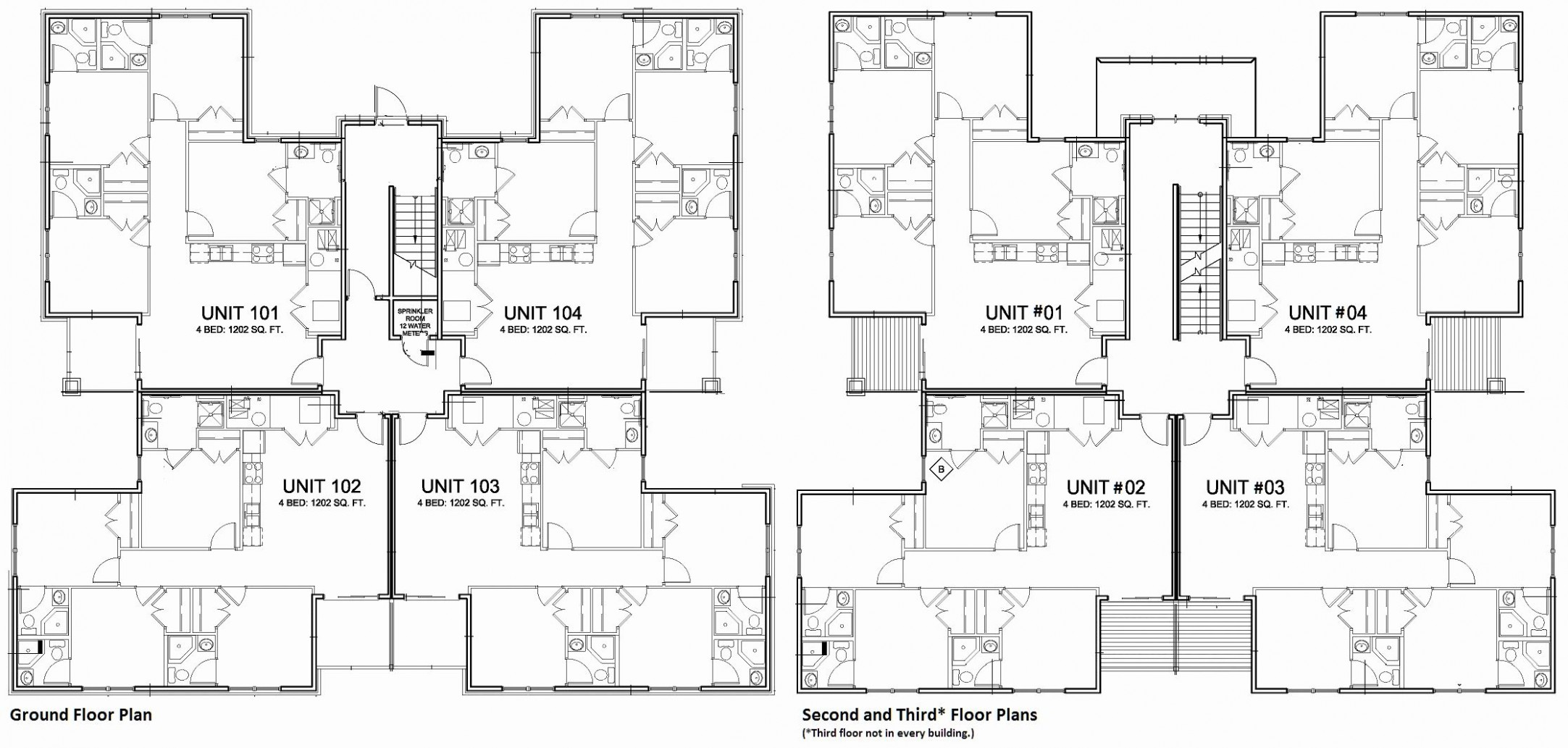 Floor Plans with Cost to Build Elegant Apartment Building Plans 10  - Apartment Architecture Design Plans